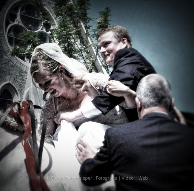 Xenia & Mike Hochzeit Irland
